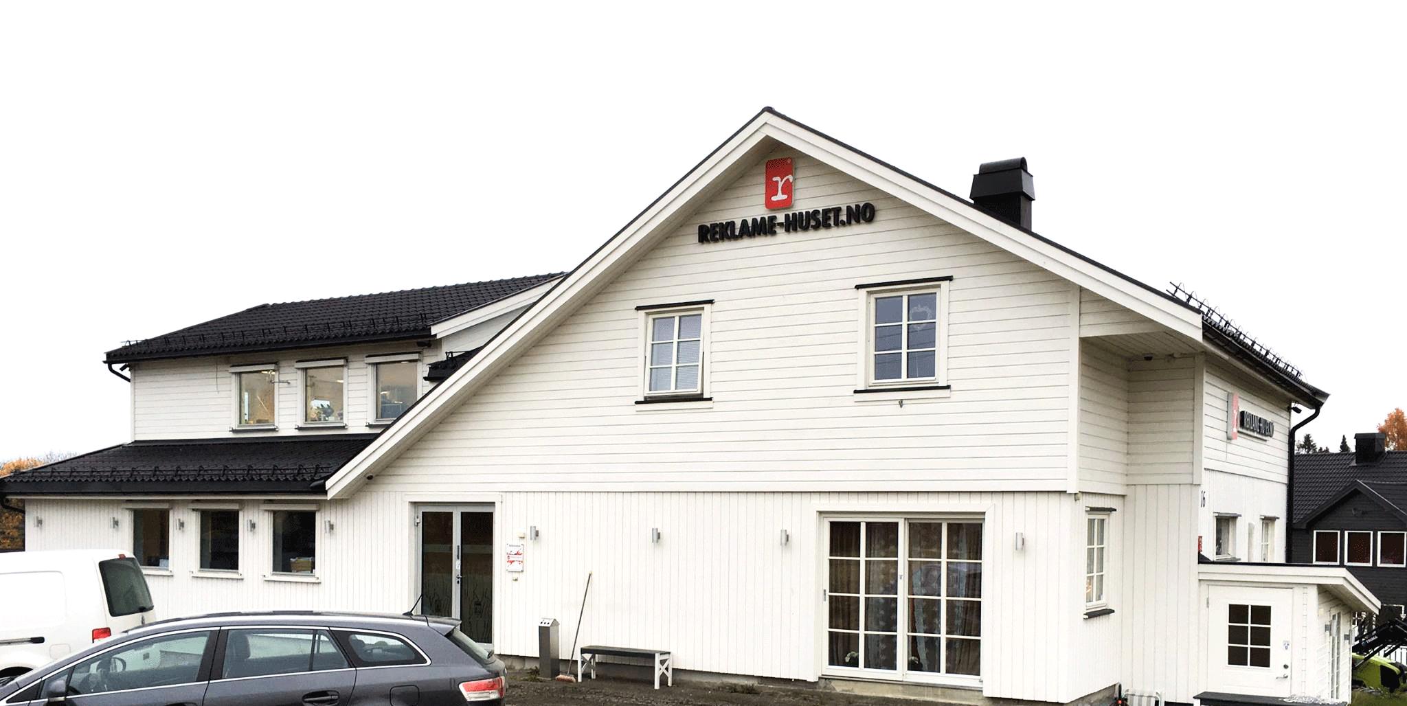 Reklame-Husets fasade