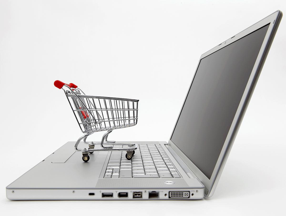 Illustrasjonsbilde nettbutikk