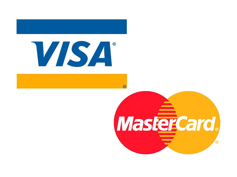 Visa og Master Card