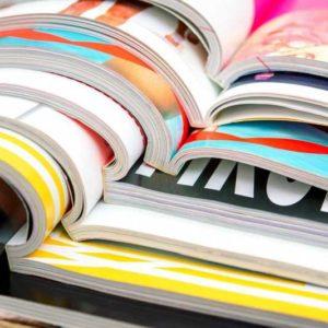 A4-hefte 8 sider produktbilde