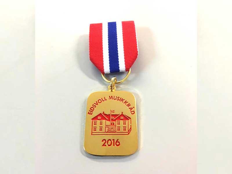Medalje for korps