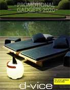 Katalogforside D-Vice Promotional