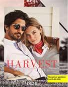 Katalogforside Harvest