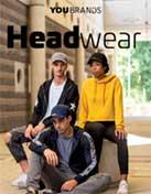 Katalogforside for Headwear fra YouBrands